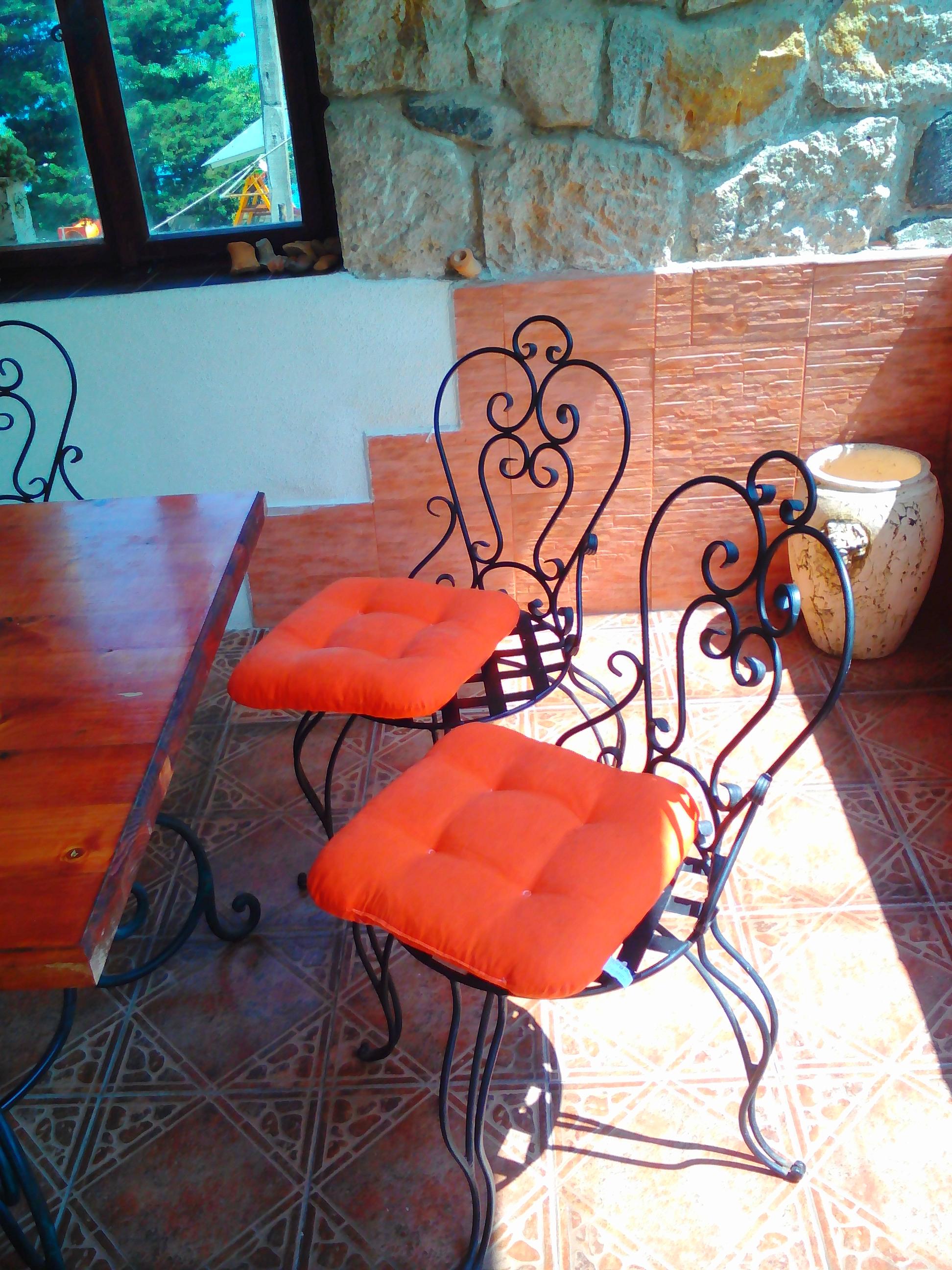 Созопол,стаи ,къща за гости Деница ,тераса
