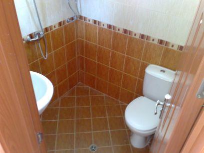 Апартамент в Созопол ,вила Съни Хилс 2 ,санитарен възел
