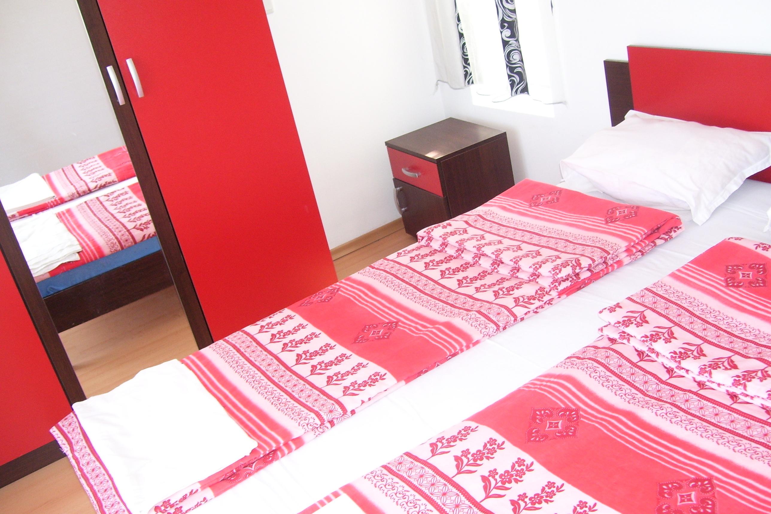 Апартамент във вила Съни хилс 2 ,Созопол ,спалня